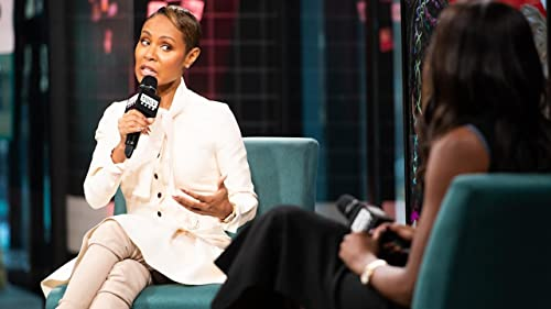"""BUILD: Jada Pinkett Smith Fosters A Safe Space On """"Red Table Talk"""""""