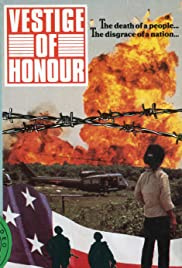 Vestige of Honor Poster