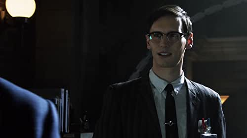 Gotham: Nygma: A Completely Different Man