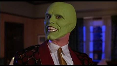 Image result for jim carrey mask