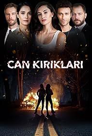 Özgür Çevik, Alican Yücesoy, Funda Eryigit, Seçkin Özdemir, and Hande Dogandemir in Can Kiriklari (2018)