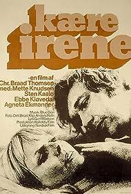 Steen Kaalø and Mette Knudsen in Kære Irene (1971)