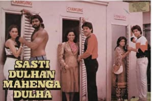 Sasti Dulhan Mahenga Dulha movie, song and  lyrics