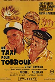 Taxi for Tobruk (1961) Poster - Movie Forum, Cast, Reviews