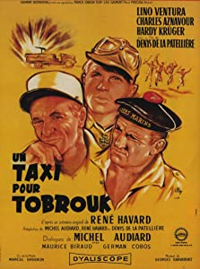 Best site to download full movie for free Un taxi pour Tobrouk by Henri Verneuil [1280p]