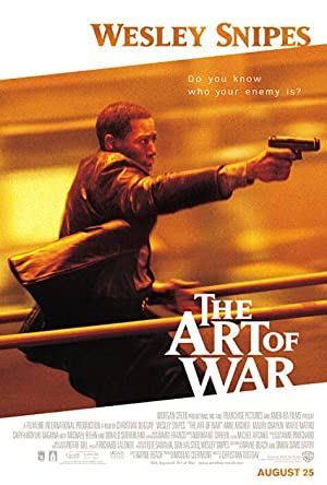 The Art of War Affiche de film
