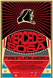 Mercedes Sosa: The Voice of Latin America Poster