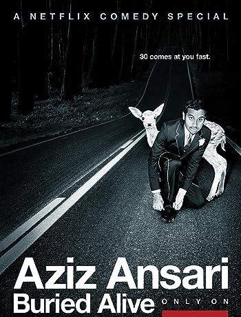 Aziz Ansari: Buried Alive (2013) 720p
