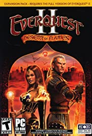 EverQuest II: Desert of Flames Poster