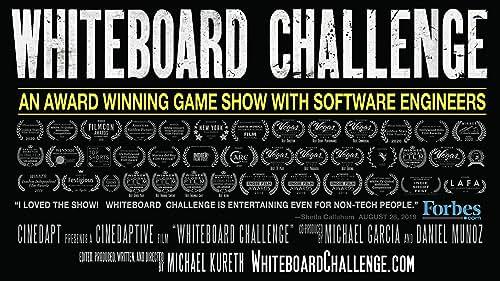 Whiteboard Challenge - Sizzle Reel