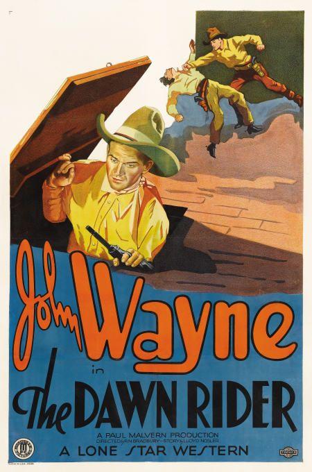 John Wayne in The Dawn Rider (1935)