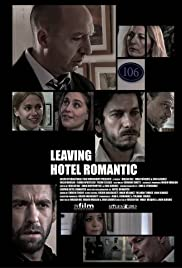 Leaving Hotel Romantic Poster