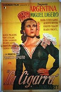 La cigarra Spain