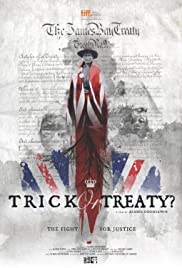 Trick or Treaty? Poster