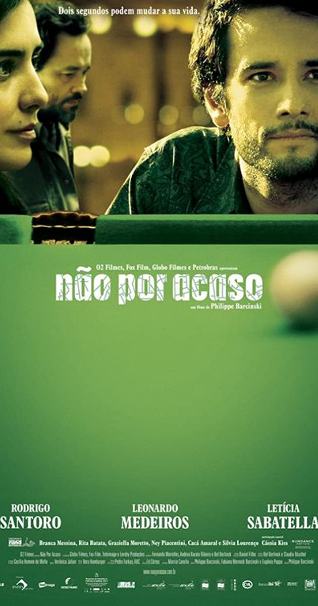 Não Por Acaso (2007) - IMDb