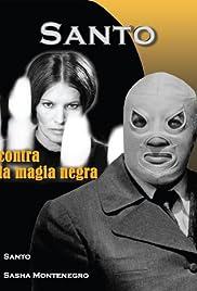 Santo contra la magia negra Poster