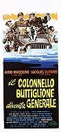 Il colonnello Buttiglione diventa generale (1974) Poster