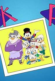 Tony Anselmo, Paget Brewster, David Tennant, Toks Olagundoye, Bobby Moynihan, Kate Micucci, Danny Pudi, and Ben Schwartz in Quack Pack! (2020)