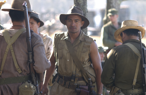 Cesar Montano in The Great Raid (2005)