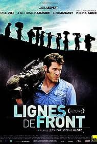 Jalil Lespert in Lignes de front (2009)