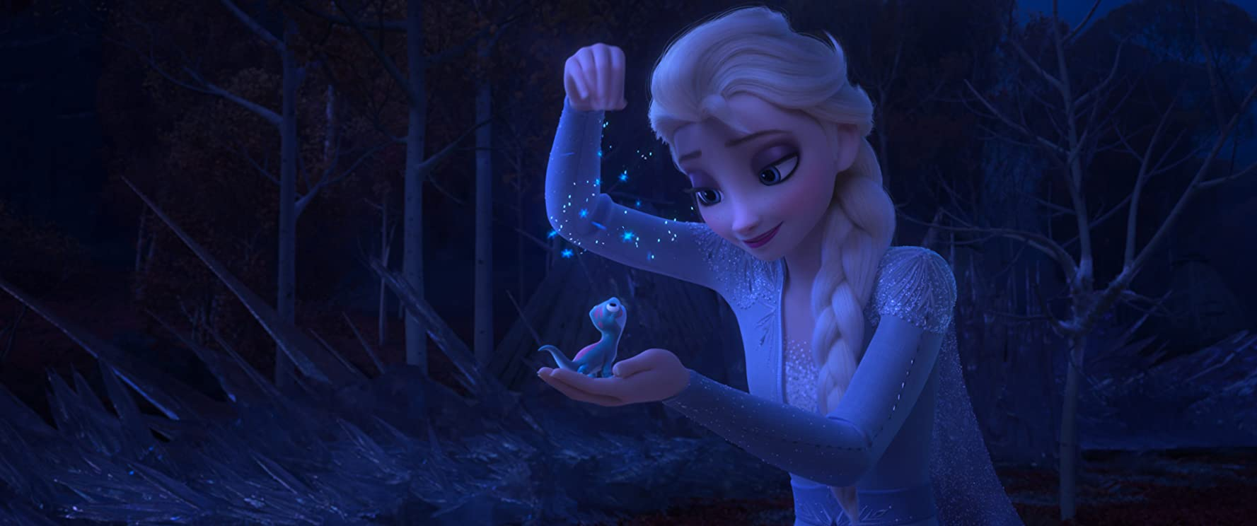 Idina Menzel in Frozen II (2019)