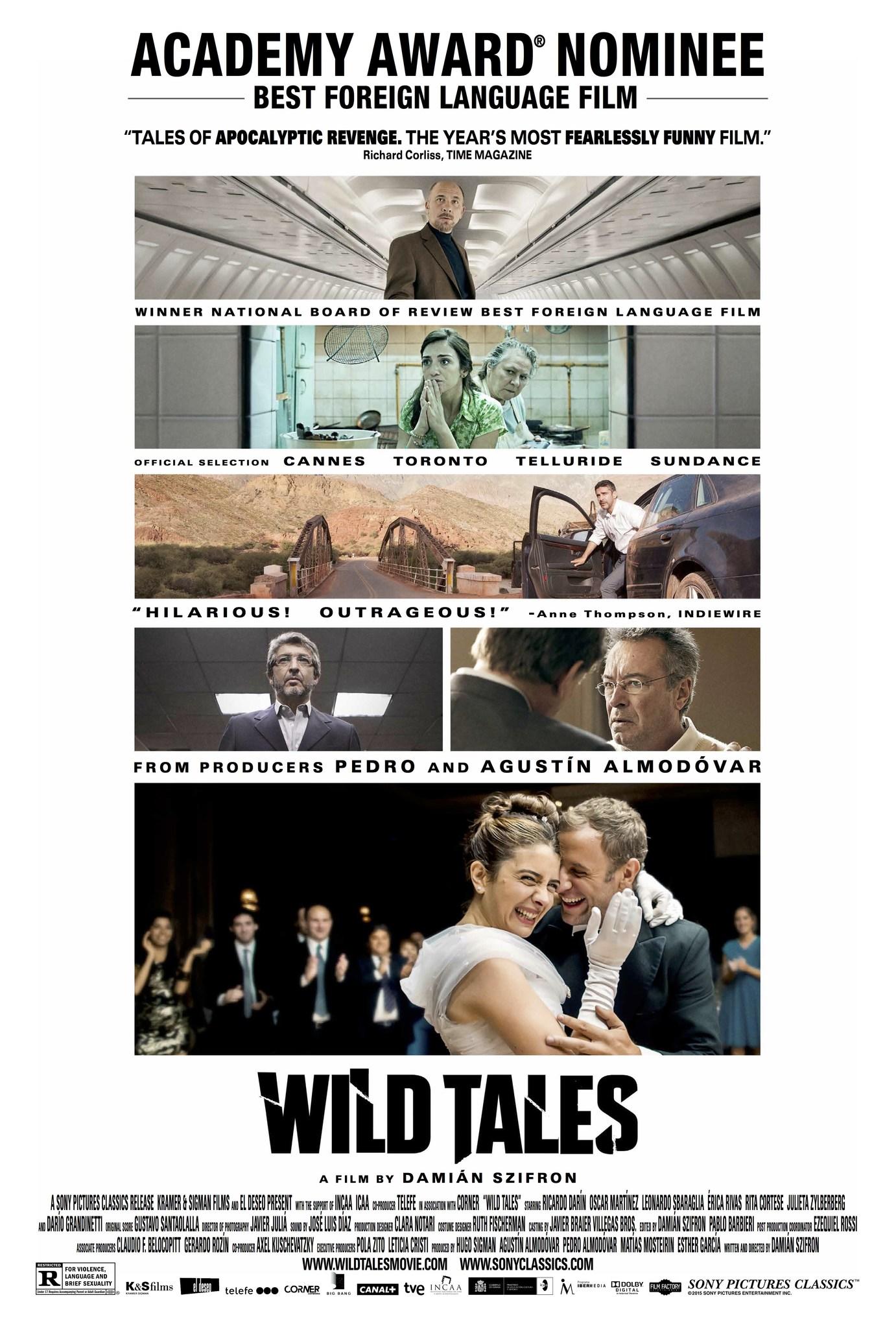 Wild Tales (2014) BluRay 480p, 720p & 1080p