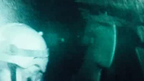 """""""Video Camera Is Found"""" from The Descent: Part 2"""