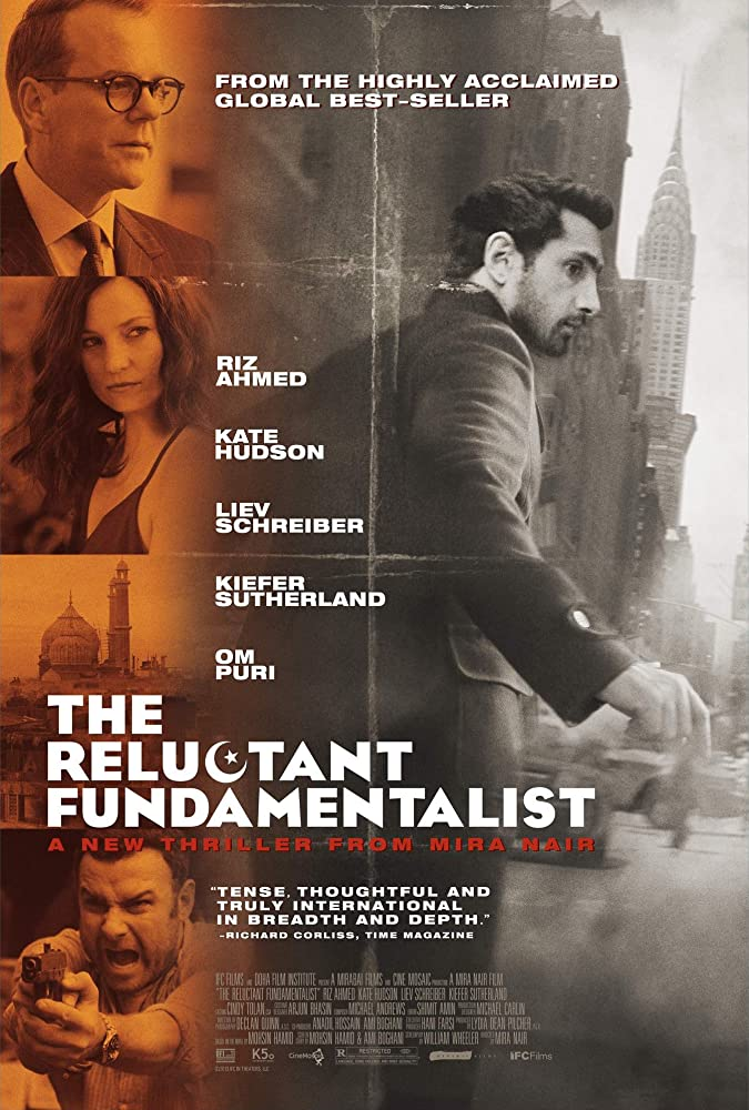 The Reluctant Fundamentalist 2012 Dual Audio Hindi 350MB BluRay Download