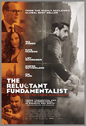 Where to stream The Reluctant Fundamentalist