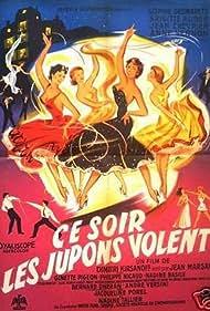 Ce soir les jupons volent... (1956)