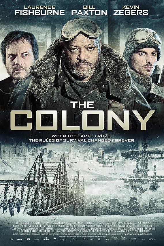 The Colony (2013) Hindi Dubbed