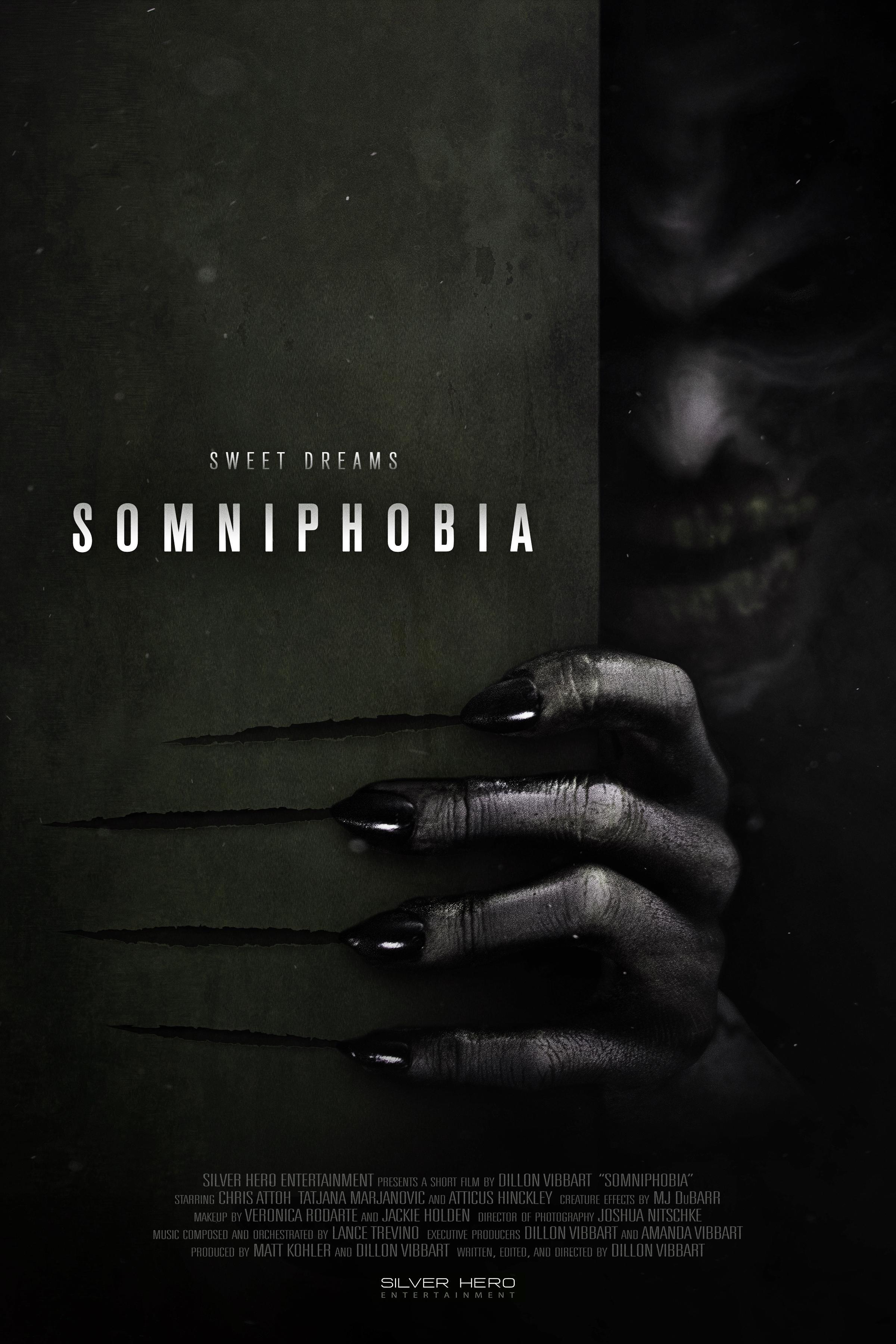Somniphobia 2021 Imdb