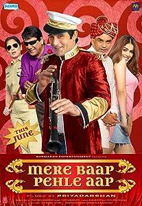Watch free hollywood movie clips Mere Baap Pehle Aap by Priyadarshan [x265]
