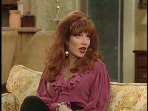 Katey Sagal in Married with Children 1986