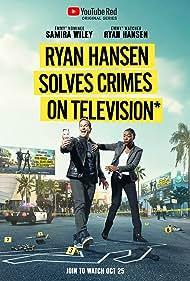 Ryan Hansen and Samira Wiley in Ryan Hansen Solves Crimes on Television (2017)