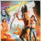 Marc Singer, Kari Wuhrer, and Sarah Douglas in Beastmaster 2: Through the Portal of Time (1991)