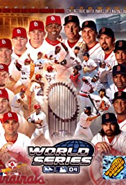 2004 World Series Poster