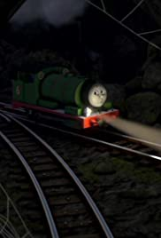 Percy and Gator's Advice Rescue the Troublesome Trucks Poster