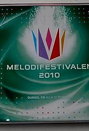 Melodifestivalen 2010 Poster
