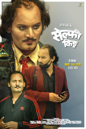 Selfie King 2020 Nepali 720p HDRip 900MB Download