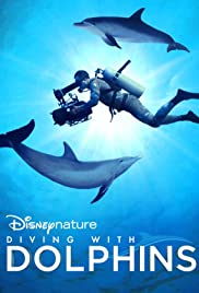 Diving with Dolphins Poster