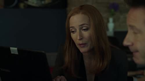 The X-Files: Scully & Mulder Research A Monster