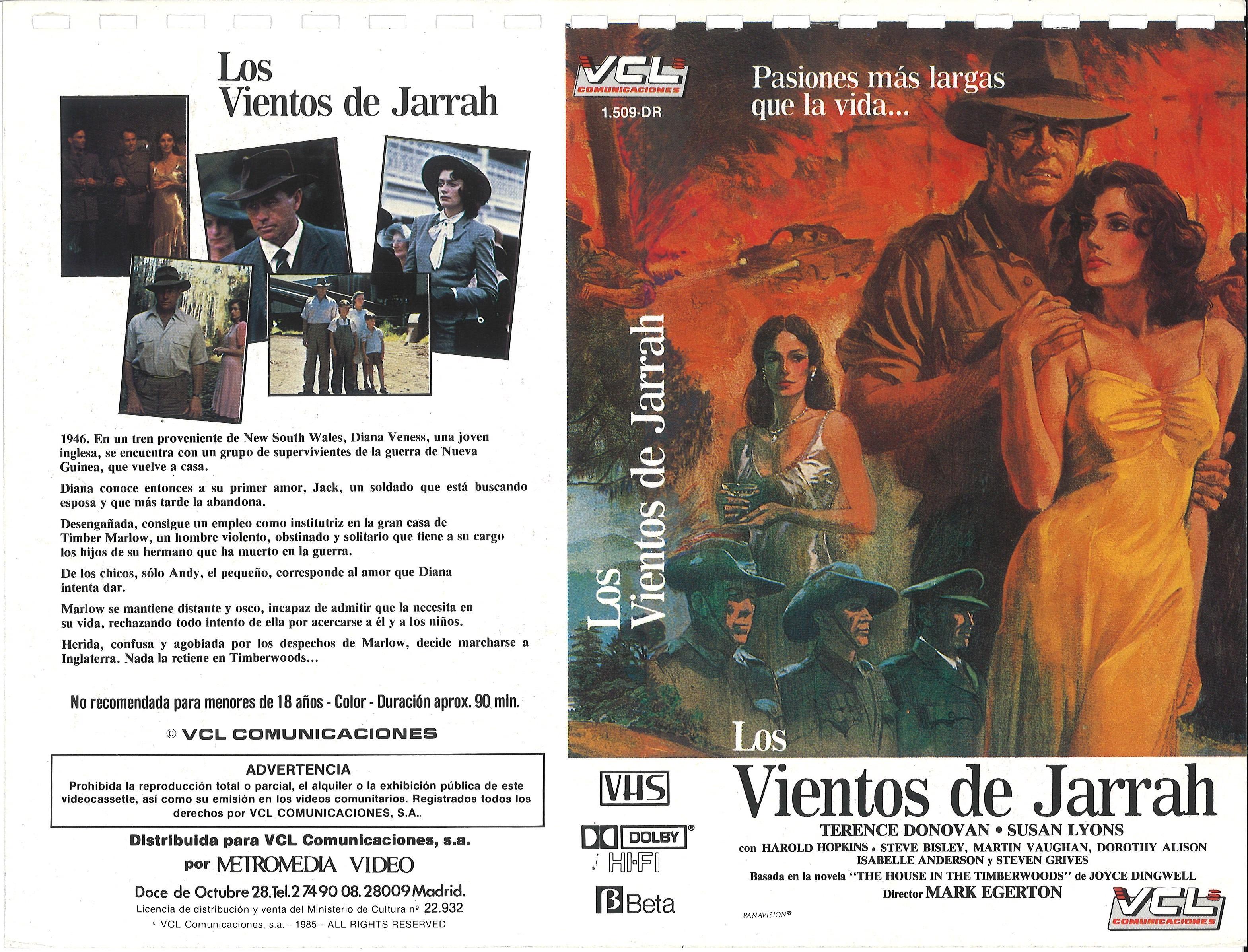 The Winds of Jarrah (1984)