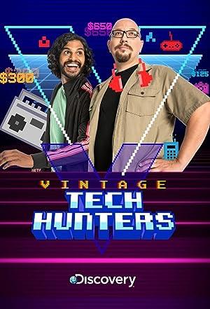 Where to stream Vintage Tech Hunters