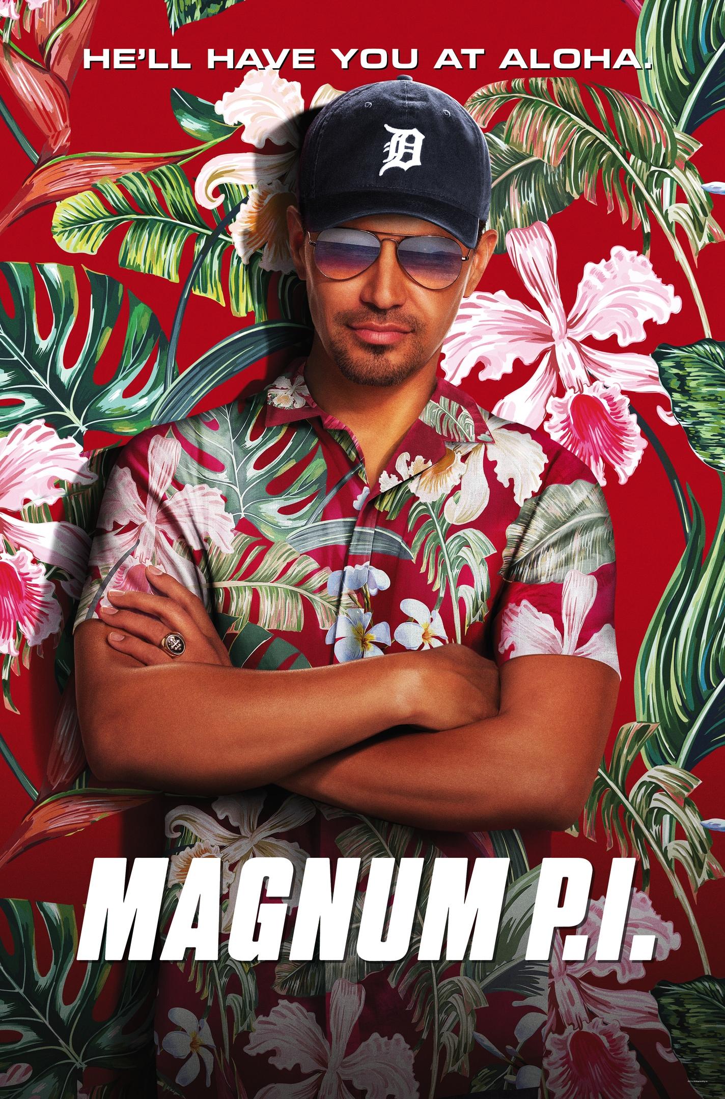 Privatus detektyvas Magnumas (1 Sezonas) / Magnum P.I. Season 1