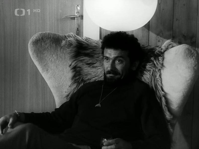 Waldemar Matuska in Smrt za oponou (1967)