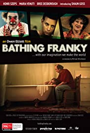 Bathing Franky Poster