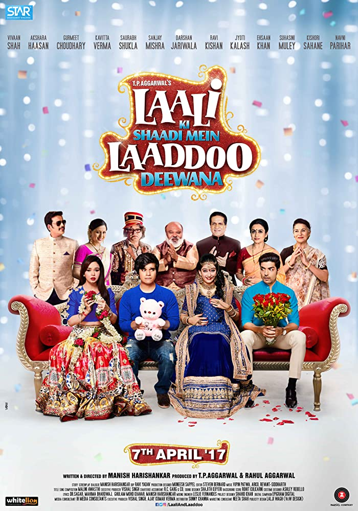 Laali Ki Shaadi Mein Laaddoo Deewana 2017 Hindi 350MB HDRip Download