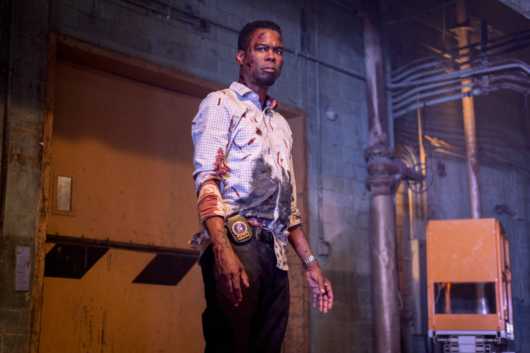 Chris Rock in Spiral: From the Book of Saw (2020)