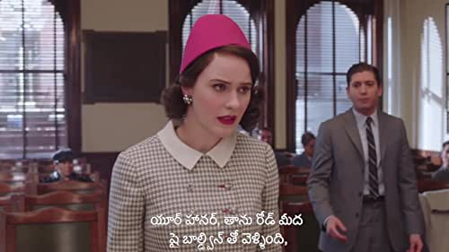 """What We Know About """"The Marvelous Mrs. Maisel"""" S3 ... So Far 